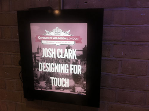 Designing for Touch with Josh Clark