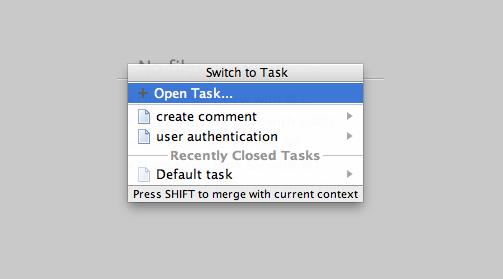 switch task