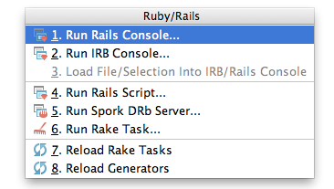 Ruby Rails quick list