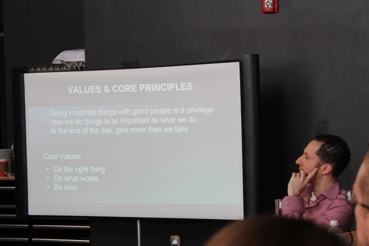 Pivotal core values align well with Slice of Lime's culture.