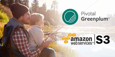 Greenplum and Amazon S3