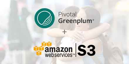 Greenplum adds hybrid queries for AWS S3