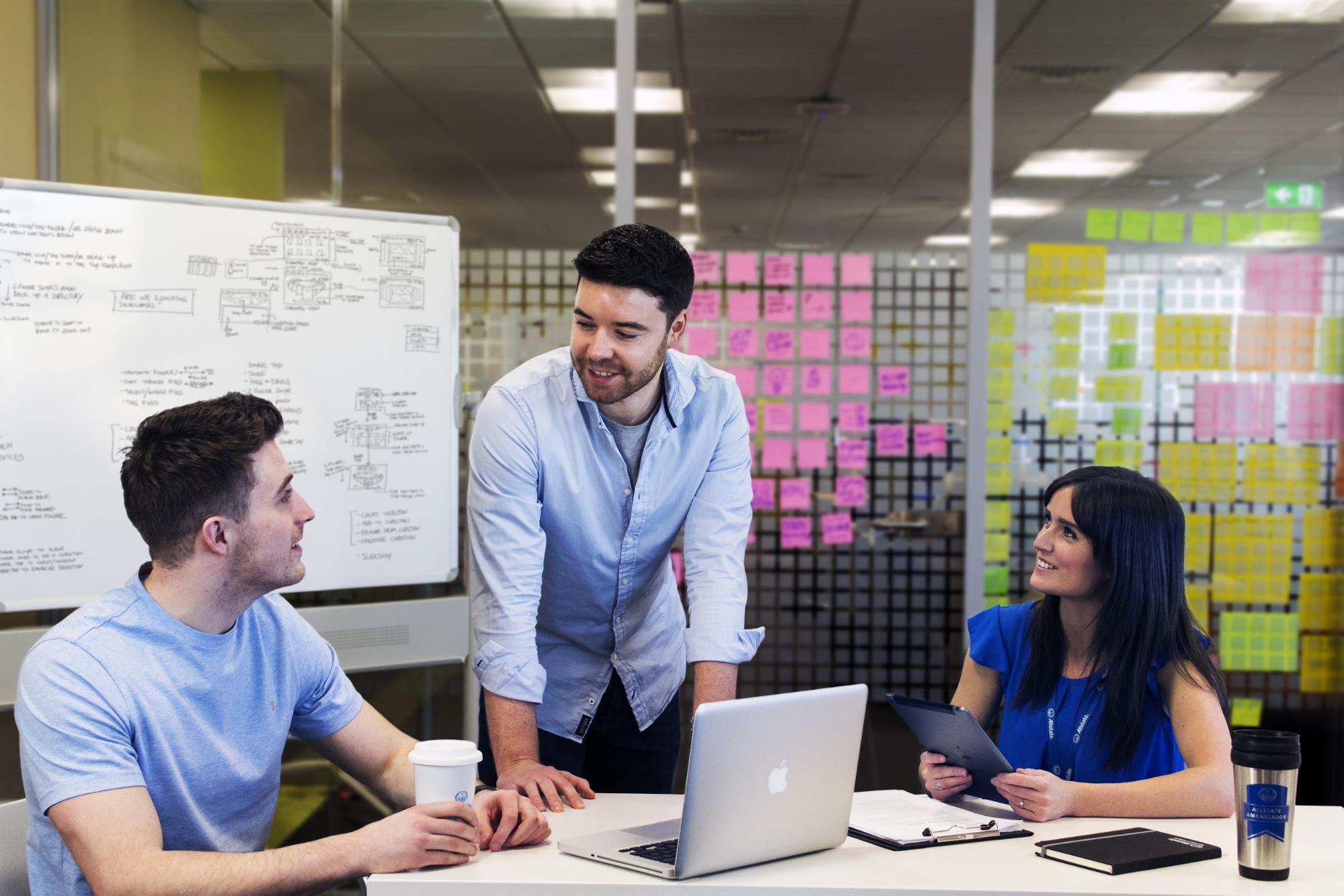 Allstate replaced meetings with slimmed down, action-oriented collaboration sessions.