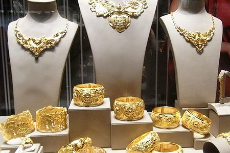 Gold Jewlery.