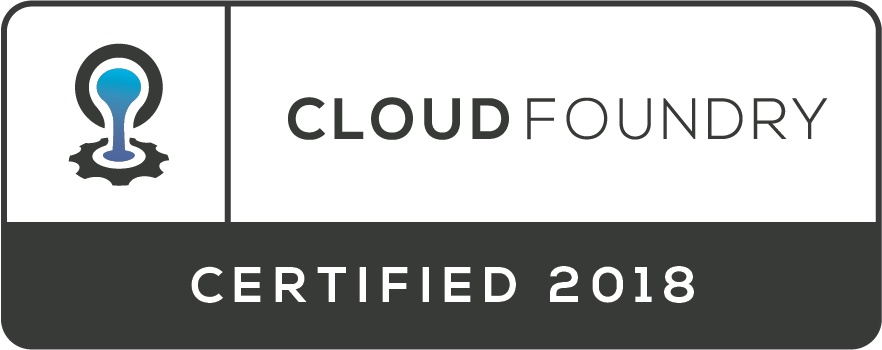 Powered by Cloud Foundry